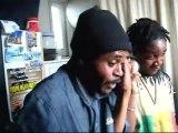 Freestyle reggae dancehall MDE CREW sur Dancehall97 Radio