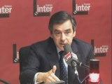 François Fillon - France Inter