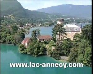 Une journée au Lac d'Annecy