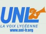 Présentation de l'UNL, la voix lycéenne