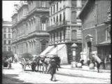 Les Frères Lumière - 1895 - Place des Cordeliers à Lyon