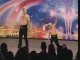 Britains Got Talent 2009- Greek Irish Dancers