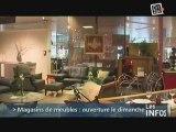 Caen : Les magasin ouverts le dimanche!