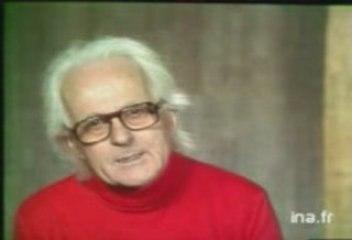 René Dumont sur le défi démographique 1974