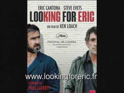 Looking for Eric - Conception de l'affiche