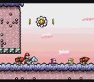 Lets Play Super Mario World 2 Yoshis Island pt 28 level 4-3