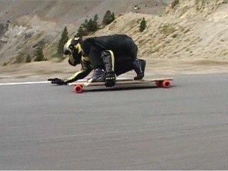 Longboard  Rider La Casse Déserte