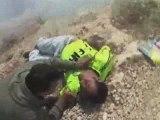 Meurtre de Bassem Abu Rah Manif Bil'in (Palestine) 17_04_09