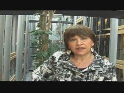 Pasqualina NAPOLETANO soutient Harlem Désir