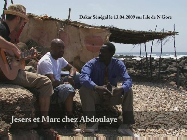Jesers Marc et Abdoulay