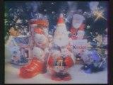 Pub chocolat Kinder Noël 1987