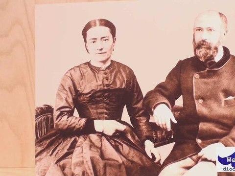Louis et Zélie Martin d'Alençon
