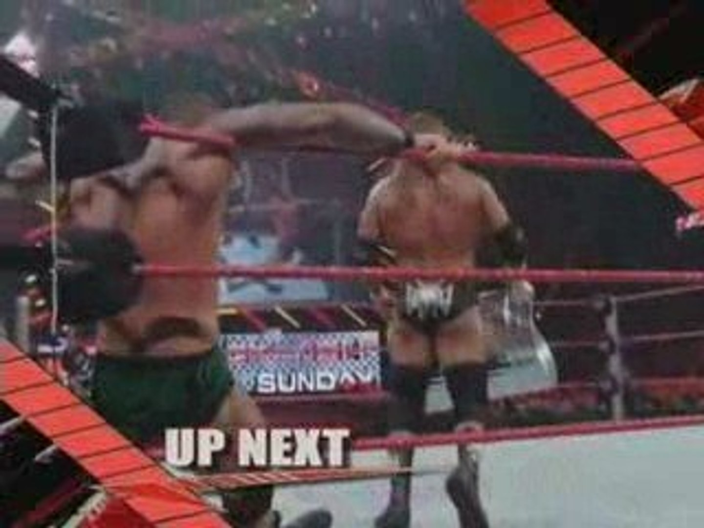 WWE Bottom Line 25/04/2009 Part 4/5