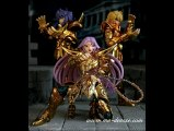 Saint Seiya figurines