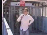 Olivier Besancenot et le NPA en Palestine (avril 2009)