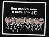 Les 40 ans de JC