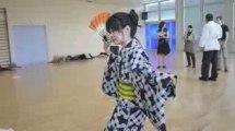 Stage de danse traditionnelle japonaise