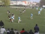 Marcoussis - SQY-Rugby Highlights 22/03/09