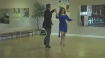 East Coast Swing Dance in Scottsdale, AZ Demonstration