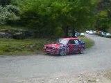 Course cote historique Murs 26-04-09 pelloux  lancia delta