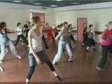Paques à danser final à sallaumines