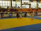 Judo kobiet - finały podczas Olimpiady Młodzieży