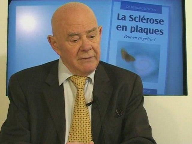 La sclérose en plaque Dr Montain