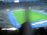 Durant le match