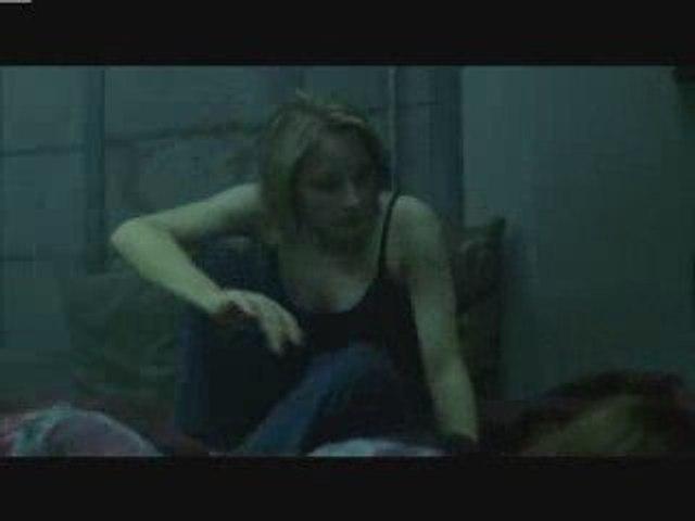 """Anuncio en CineStar de """"La habitacion del panico"""""""