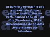 Vaccin contre la grippe porcine et la pandémie !