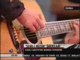 maNga - Cevapsız Sorular ~ Akustik ~ ( NTV - Canlı Gaste )
