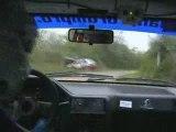 rallye Anguison 2009 es4 Bruchon/Rochette 106 xsi n1