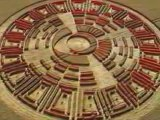 Ovni ufo Crop circles complexity in the world