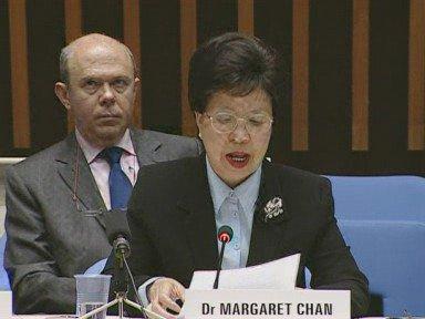 World Health Organisation raise pandemic level