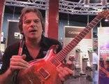 Guitare Lâg Roxane par Bob Cedro (La Boite Noire)