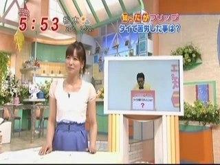 090429めざましテレビ
