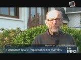 Caen : Les antennes relais inquiètent les riverains