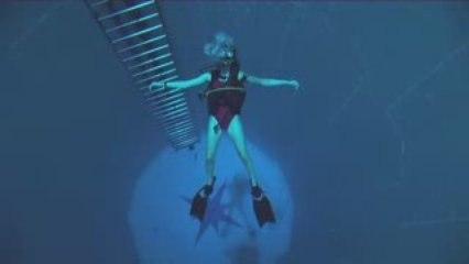 NEMO 33: la piscine la plus profonde du monde