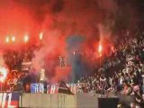TRIBUNE AUTEUIL PARIS SG ULTRAS PSG foot football soccer