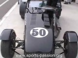 Lotus Caterham - Circuit d'Alès-Cévènnes - Avril 2005