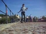 AVIGNON - Davey Dance Blog- Sur le pont d'Avignon