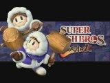 Icicle Mountain (Melee) - Super Smash Bros Brawl OST