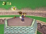 Frapsoluce Crash Bandicoot 3 : Bonus 4 - Spyro the dragon