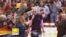 No Doubt - It's My Life @ Today Show NBC 1/05/2009