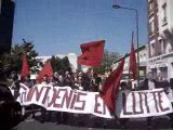 Premier mai 2009, Saint-Denis en lutte (93) 1er mai