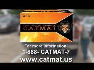 C.A.T.M.A.T - Car Alarm Text Messaging Anti Theft