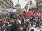 1er mai 2009 - Manifestation avec Claude Bartolone
