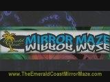 Panama City Beach Events - Mirror Maze at Pier Park