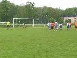 1er But du Foot 76 sur pénalty (10ème minute) (1)