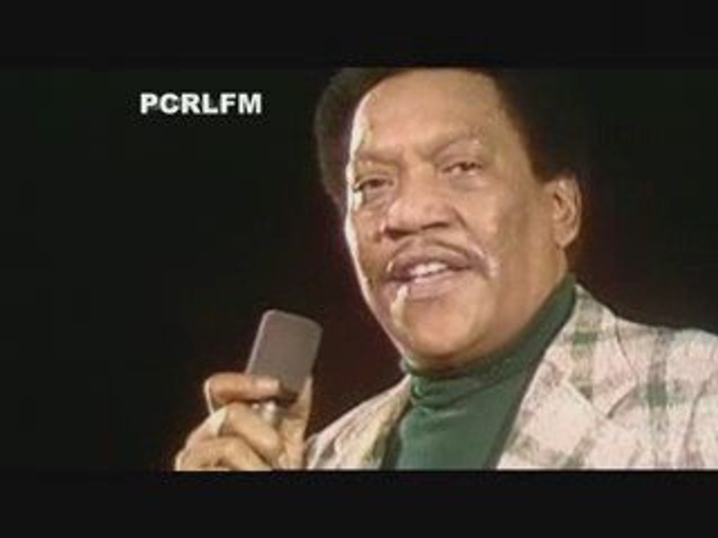 Bobby 'Blue' Bland - 'Turn On Your Love Light' live